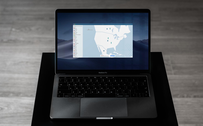 nordvpnの使い方【Mac&windows】
