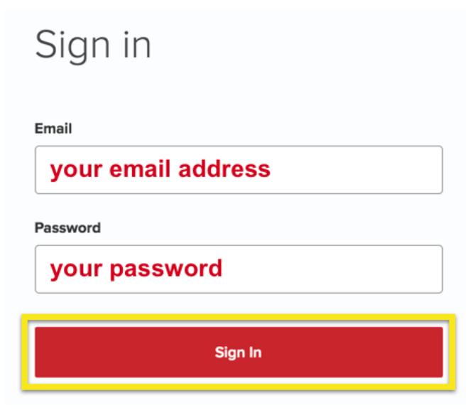 ExpressVPNのサインイン